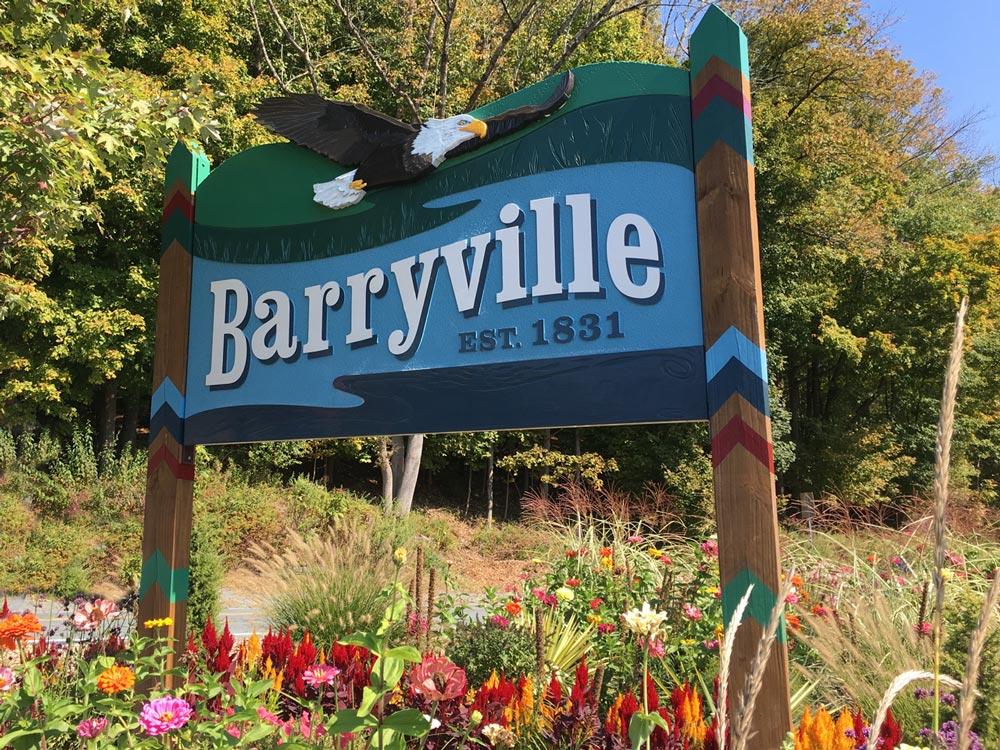 Hamlet of Barryville