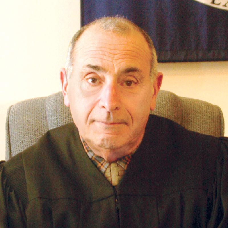 Judge Anthony LaRuffa