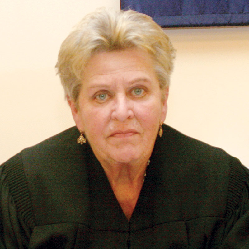 Judge Kathryn Sweeney